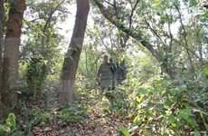 越南向老挝安全部队授予奖项