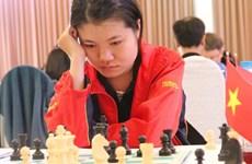 国际象棋2016亚洲团体赛:越南女队击败伊朗继续领跑