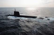 菲律宾或将投资组建首支潜艇舰队