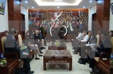 美国国际宗教自由的无任所大使高度评价越南宗教工作取得的进展