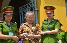 胡志明市人民法院对涉嫌煽动宣传反对国家罪的三名被告人作出判决