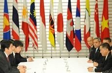 东盟与日本加强双边关系