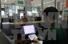 加大对边民和出入境人员宣传关于越中边境法律工作力度