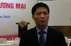陈俊英副部长:工商部将为各家企业寻找出口市场作出努力