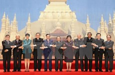 第20届东盟财长会议在老挝召开