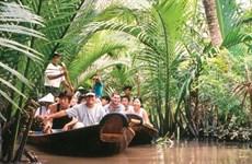今年前3月芹苴市接待游客同比增长22%