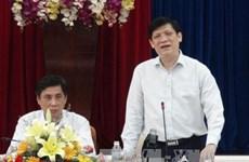 越南庆和省展开应对塞卡病毒的配套措施