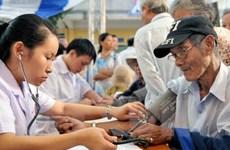 广平省相对贫困人口医保参保率日益提高