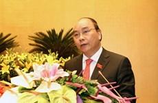 政府总理提出政府副总理和部长人选建议名单