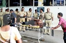 越方对印度喀拉拉邦火灾事故中遇难者表示沉痛哀悼