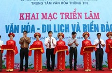 越南承天顺化省举办文化旅游和岛屿展览会