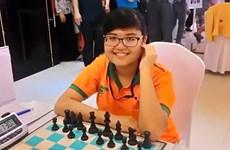 2016年亚洲青少年国际象棋锦标赛:越南棋手阮清水仙问鼎