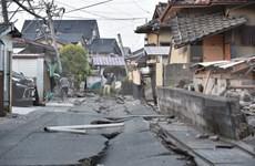 越南外交部:尚无越南公民在日本地震中伤亡报告