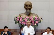 越南政府总理阮春福:依靠人民力量提高应对气候变化效益