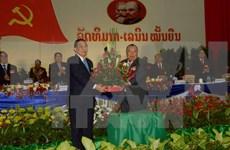 老挝选举产生新一届国家领导人