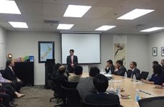 推动越南企业与新西兰企业的合作