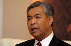 马来西亚支持和重视通过多边机制应对新兴的安全挑战