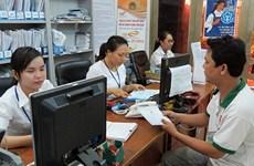 清化省医保参保家庭户统计调查工作效率最高的省份之一