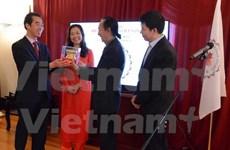 加拿大越南友好协会亮相