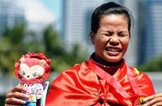 越南划船运动员范氏惠获得2016年里约奥运会入场券