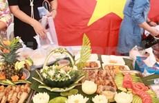 越南饮食文化颇受外国游客的青睐