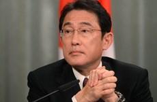 老挝与日本就通过和平措施解决东海争端达成共识