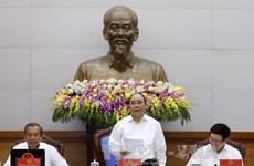 越南政府召开4月份例行会议:巩固企业信心