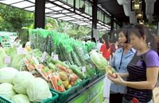 绿色农产品推介周将于本月6日至12日举行