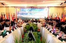 第十三次东盟政治安全共同体理事会会议在老挝召开