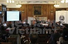 有关东海的研讨会在美国耶鲁大学举行