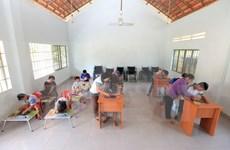 越英友好协会积极为越南橙毒剂受害者开展帮扶活动
