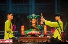 越南8名跳神者荣获民间艺人称号