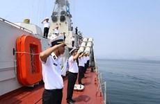 越南特种部队参加东盟防长扩大会议海上安全与反恐联演