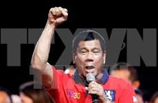 菲总统选举:初步计票结果显示杜特尔特获胜