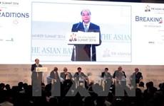 政府总理阮春福出席第十七届亚洲银行家峰会