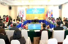 第12次东盟劳工事务官员会议:促进东盟劳动者可持续就业