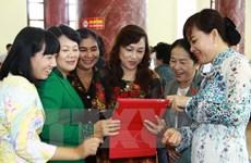 努力提高越南国会代表中少数民族代表的比例