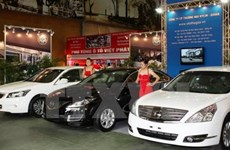 今年4月份越南汽车销售量同比增长40%以上