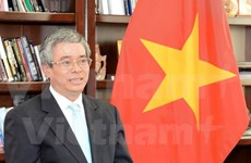 越南驻美大使:奥巴马总统此次访越进一步深化越美两国全面伙伴关系
