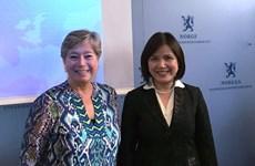 越南-挪威合作与机遇