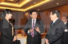 老挝政府总理通伦·西苏里圆满结束对越南的正式友好访问