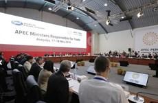 亚太经合组织贸易部长会议在秘鲁开幕
