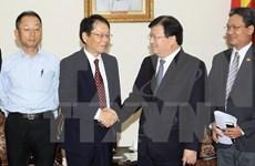 政府副总理郑廷勇:越南始终将日本视为首要的贸易投资合作伙伴
