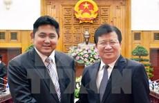 郑廷勇副总理:越南为各国投资商在越投资创造便利条件