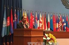 越南代表团出席联合国亚太经社会第72届年会