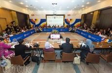 第一届俄罗斯—东盟文化部部长级会议拉开序幕