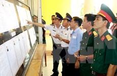 越南选举日临近:全国各地选举准备工作已就绪
