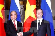 阮春福总理俄罗斯之旅为促进越俄全面战略伙伴关系发展注入新动力