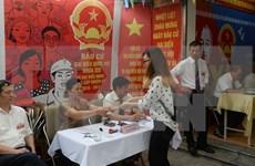 各国通讯社纷纷报道越南新一届国会和各级人民议会换届选举