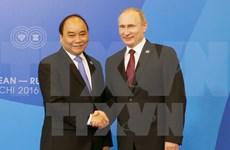 越南副外交黎怀忠:越南为俄罗斯东盟峰会作出积极贡献